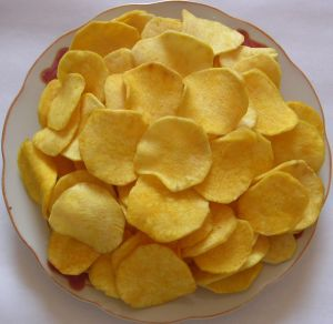 low carb chips feature